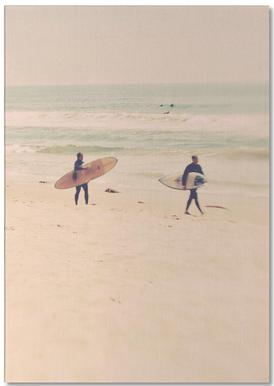 Two Surfers bloc-notes