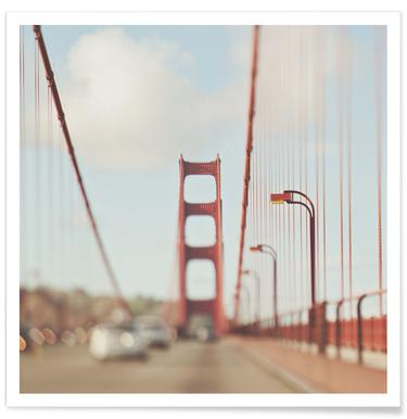 A Memory San Francisco Poster