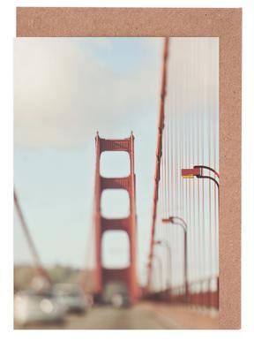 A Memory San Francisco wenskaartenset