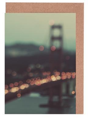 West Coast Set de cartes de vœux