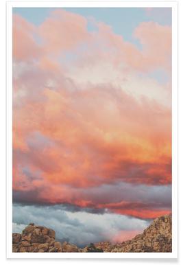 Desert Sky No. 1 Poster