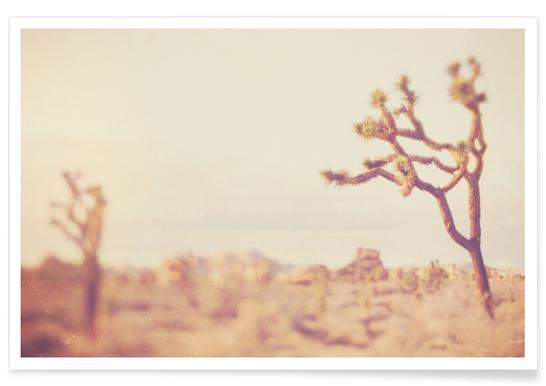 Last Night I Dreamt of the Desert No.4 Poster