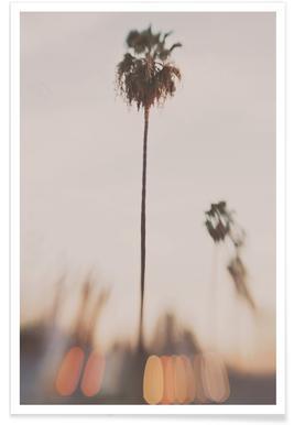 Dusk LA affiche