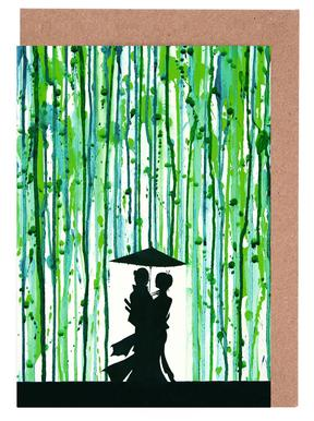 The Emerald Grove Greeting Card Set