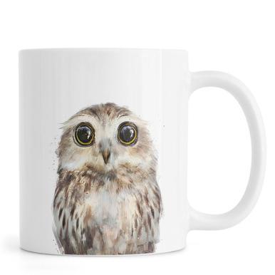 Little Owl Tasse