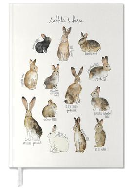Rabbits and Hares Personal Planner