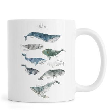 Whales Mug