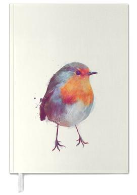 Winter Robin Personal Planner