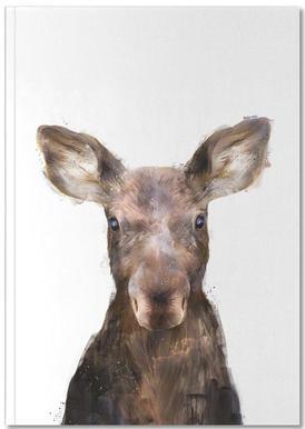 Little Moose Notebook