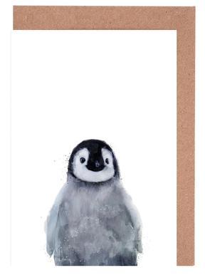 Little Penguin wenskaartenset