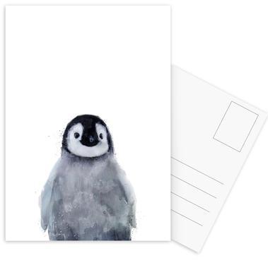 Little Penguin Postkartenset