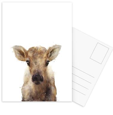 Little Reindeer ansichtkaartenset