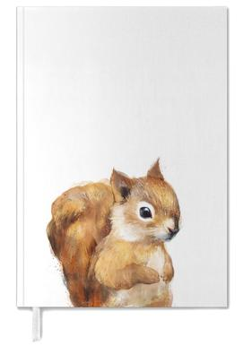 Little Squirrel agenda