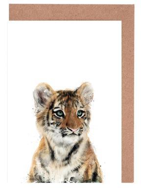 Little Tiger wenskaartenset