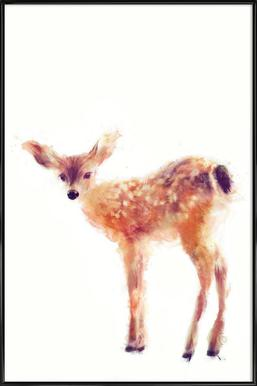 Fawn Framed Poster