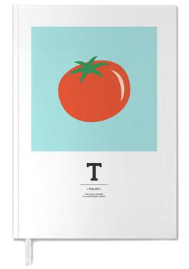 """The Food Alphabet"" - T like Tomato agenda"