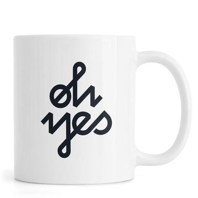 Oh Yes Mug