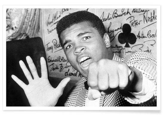 Muhammad Ali - The Greatest Poster