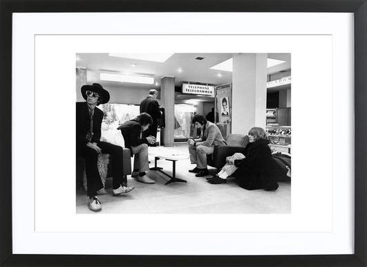 The Rolling Stones, 1967 ingelijste print
