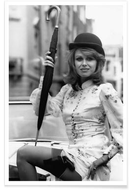 Joanna Lumley - Photographie affiche