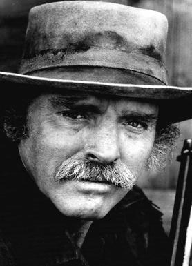 Actor Burt Lancaster, 1972 toile