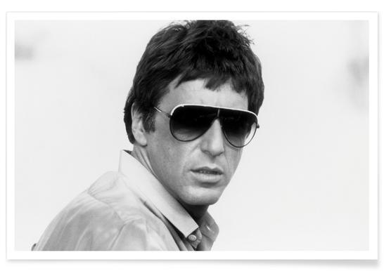 Tony Montana - Photographie affiche