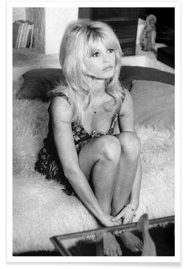 Dear Brigitte Photograph Poster