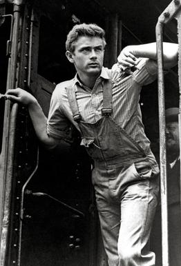James Dean, 'East of Eden' Impression sur alu-Dibond