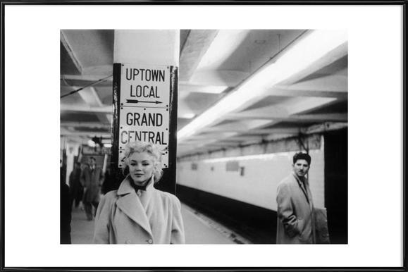 Marilyn monroe posters in standard frames | JUNIQE