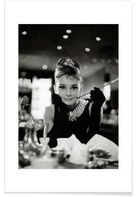 Audrey Hepburn Bilder Und Poster Online Bestellen Juniqe