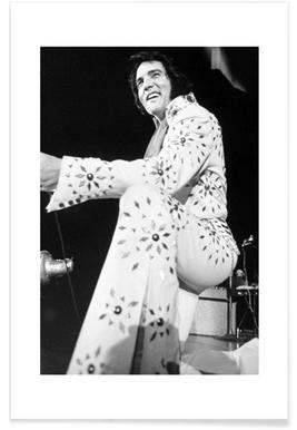 Elvis Presley, 1974 poster