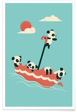 Float On Affiche