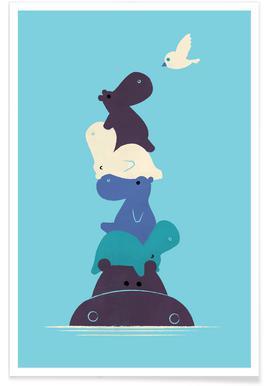 Birdie Poster