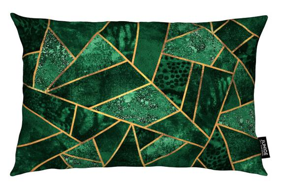 Deep Emerald Kissen