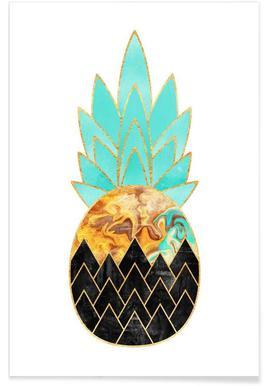 Precious Pineapple 3 Poster