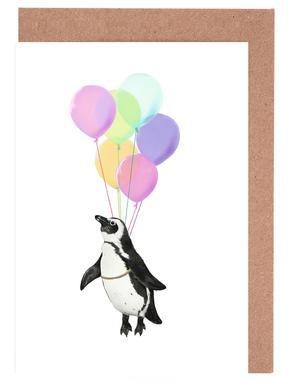 I Believe I Can Fly Set de cartes de vœux
