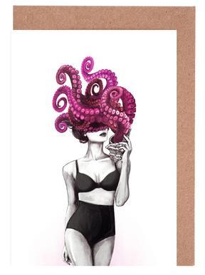 Ocean Greeting Card Set