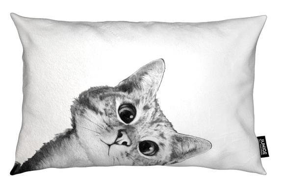 Sneaky Cat Kussen