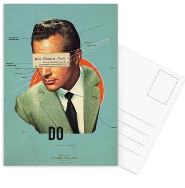 Do Set de cartes postales