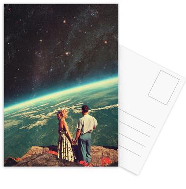 Love Set de cartes postales