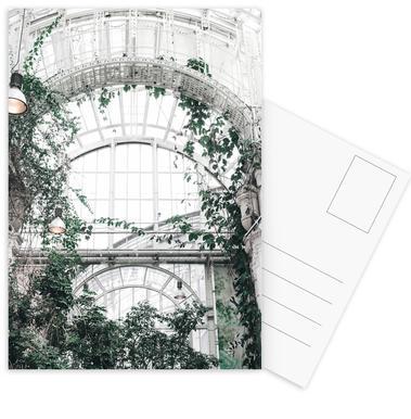 Palmenhaus ansichtkaartenset