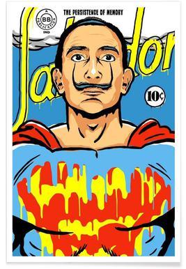 The World Needs a Salvador poster