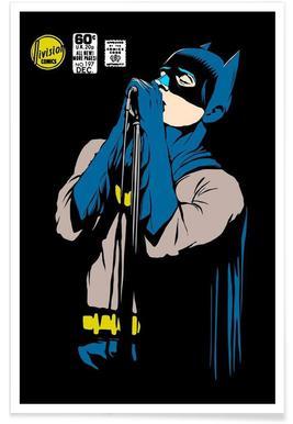 Post-Punk Dark Knight - Shadowplay poster