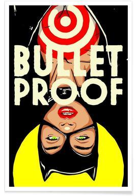 Bulletproof Affiche