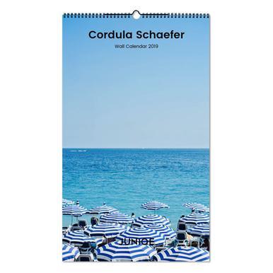 Cordula Schaefer 2019 Wall Calendar