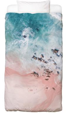 Everything Grows With Love As Bed Linen By Ingrid Beddoes