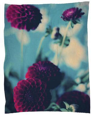 Bordeaux Fleece Blanket