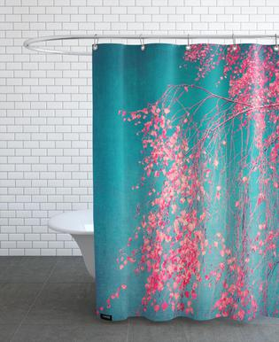 Whispers Of Pink Shower Curtain
