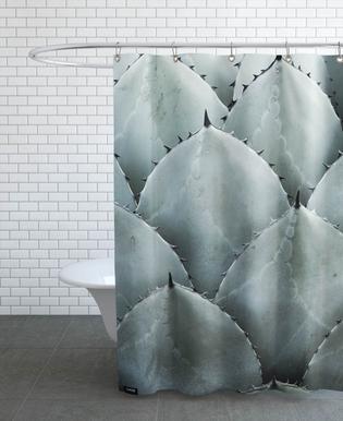 Agave -Duschvorhang