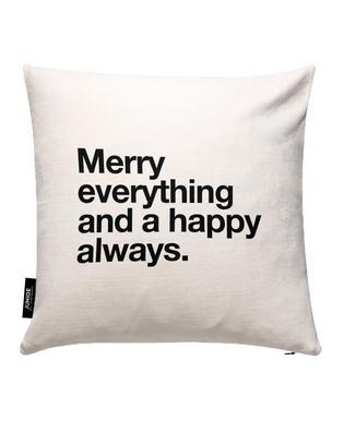 Merry Cushion Cover